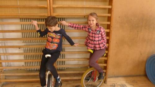 Výukový program - Žonglování - školní družina